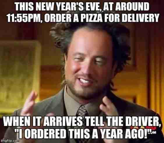Alucinantes felicitaciones originales de Año Nuevo para Messenger 30