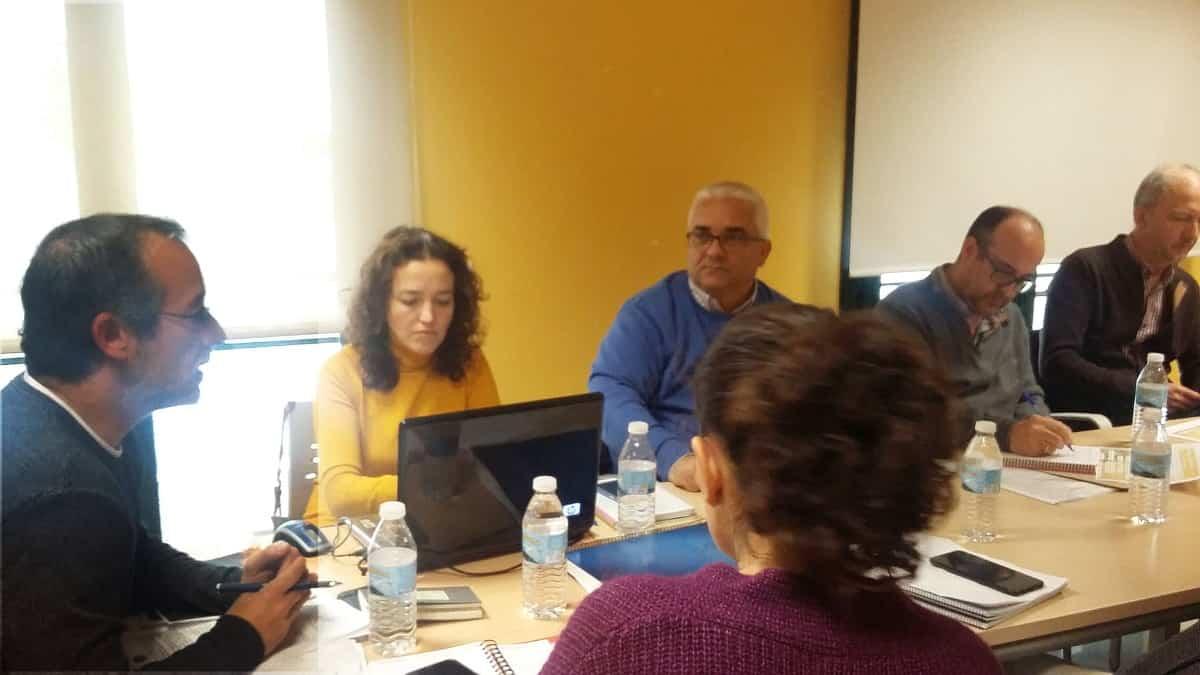 entreparques impulsa primera reunion de grupos de desarrollo rural