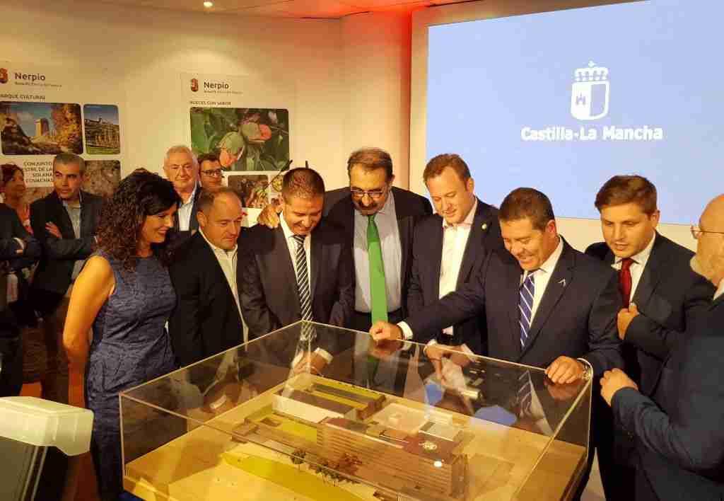 El Gobierno regional licita las obras de reforma y ampliación del Complejo Hospitalario Universitario de Albacete 1