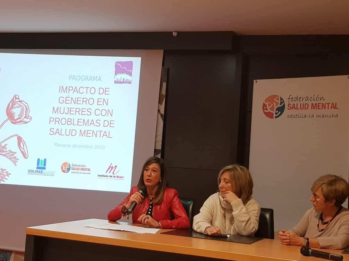 El Gobierno regional remarca la experiencia de abordar problemáticas de salud mental desde una perspectiva de género 1