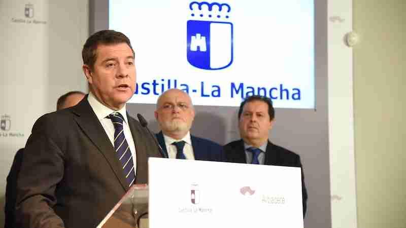 """García-Page advirtió a los separatistas catalanes que la soberanía española """"no es discutible ni troceable"""" 1"""