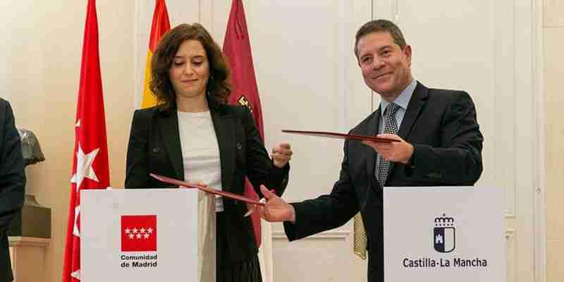 """García-Page aseguró que Vox defiende el Trasvase """"solo porque lo hizo Franco"""" y critica su """"desprecio"""" a los temas de sensibilidad ecológica 1"""
