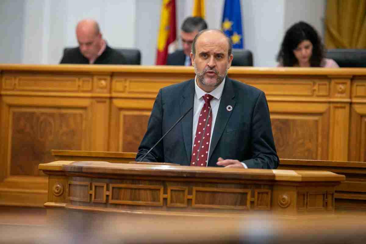 vicepresidente regional se refiere a la nueva ley de participacion