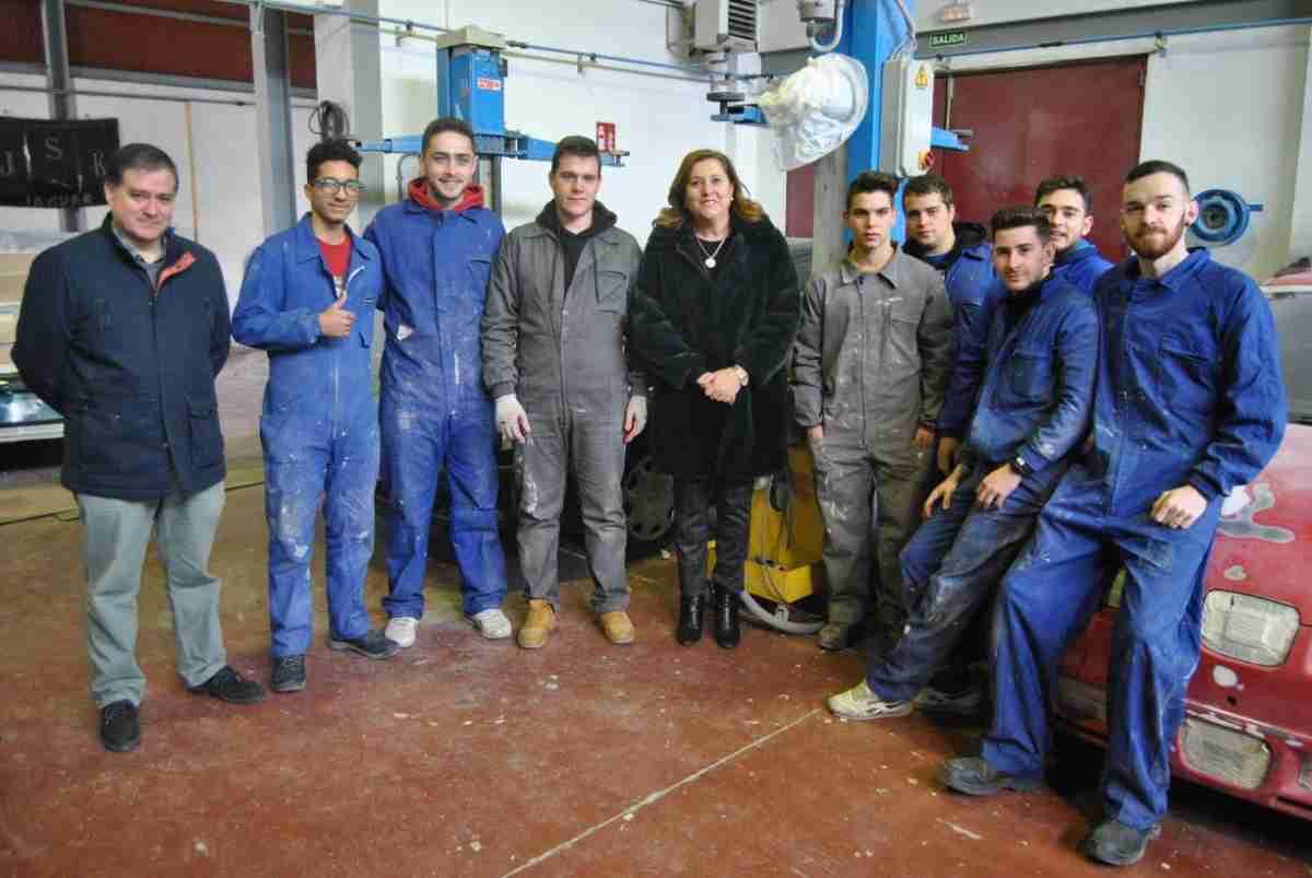 FP Dual y la formación, el perfeccionamiento y la movilidad del profesorado de FP en Castilla-La Mancha