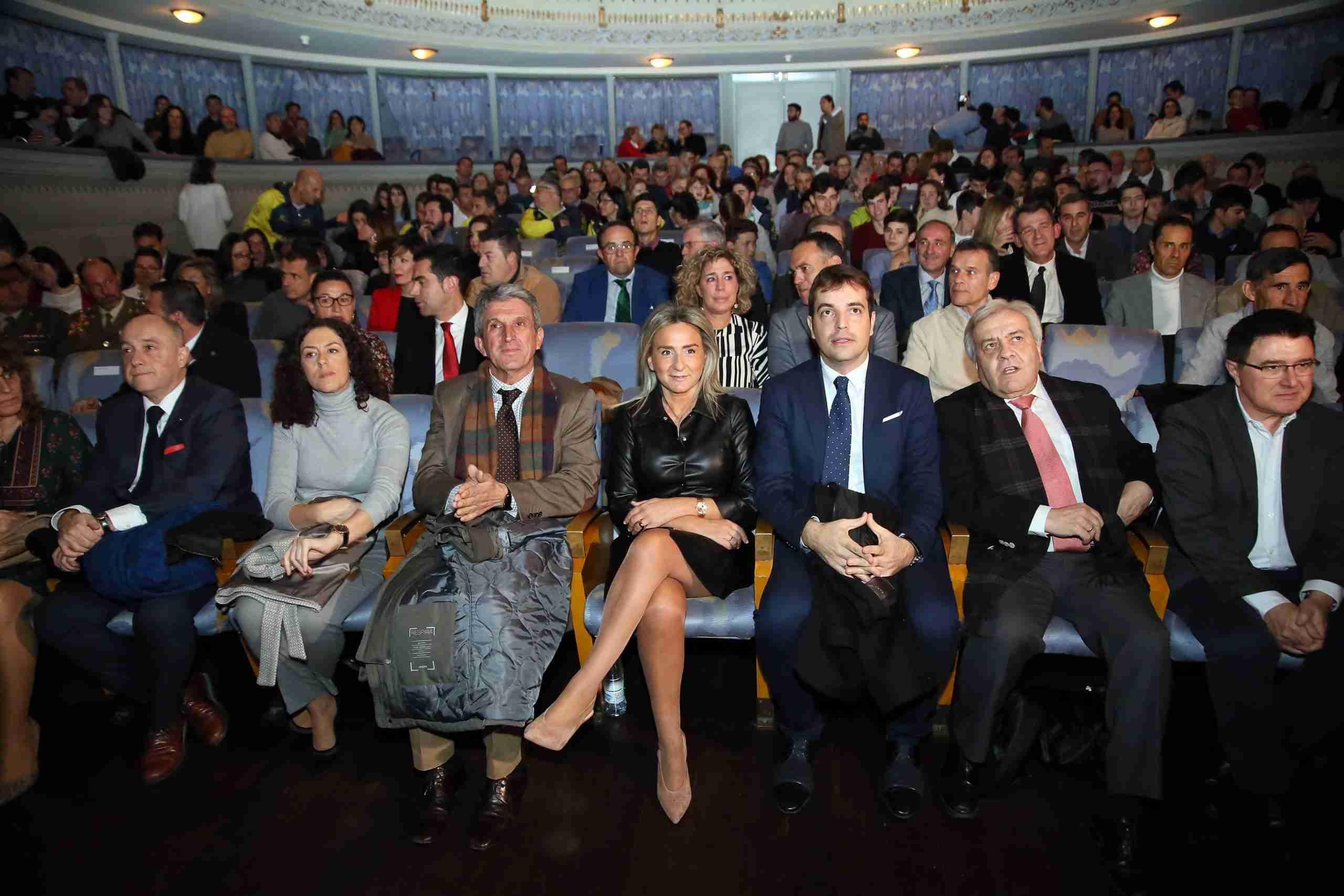 """La alcaldesa a los deportistas toledanos: """"Cuando alcanzáis el triunfo, Toledo también sube al pódium"""" 14"""