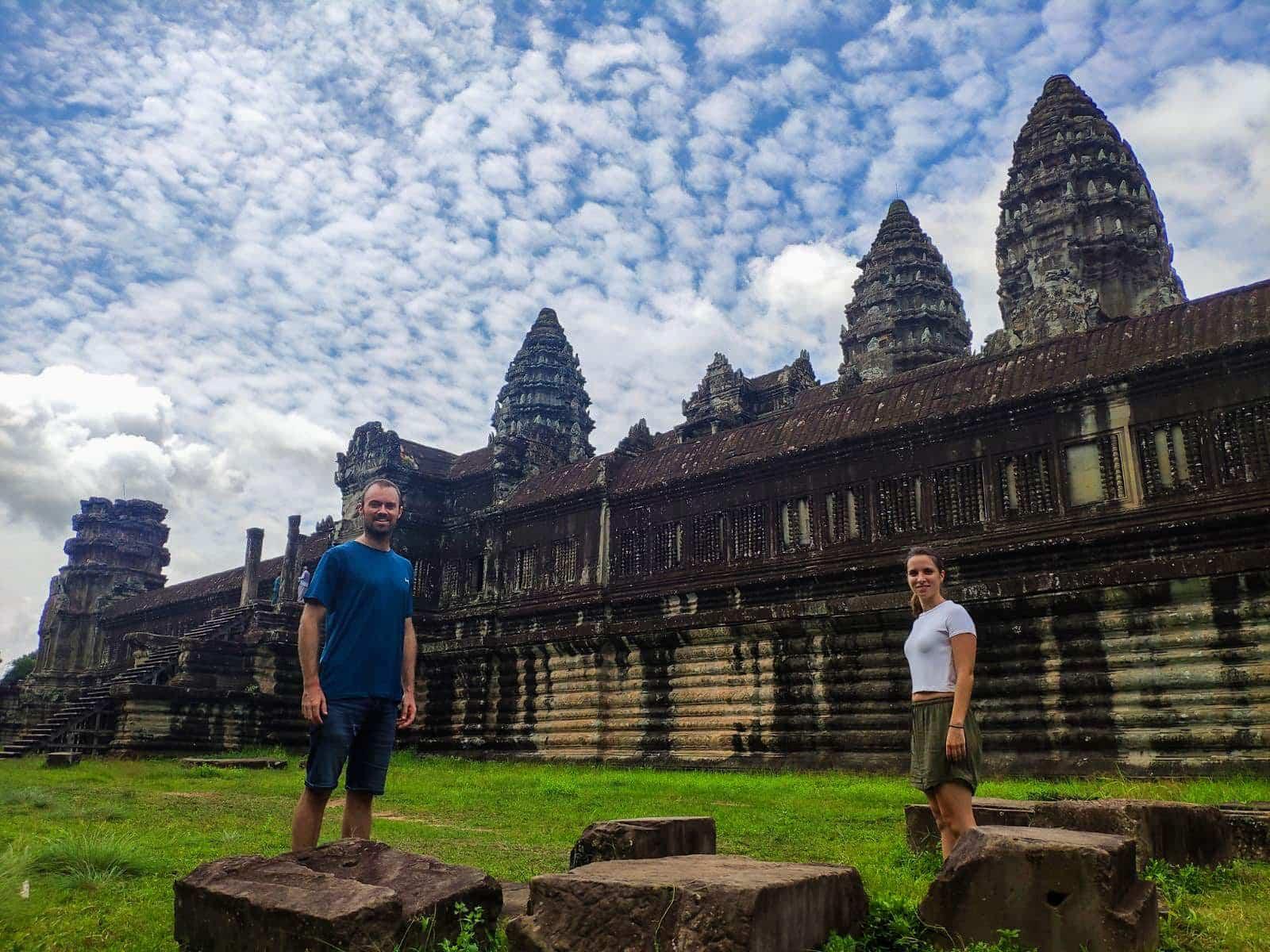 Isabel y Pepe, un manchego, nos cuentan su aventura recorriendo el mundo 32