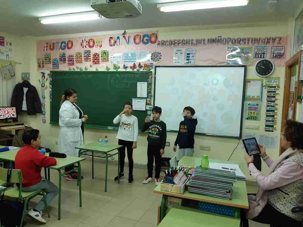 Aquona impulsa la sostenibilidad ambiental y la igualdad de género en las aulas 6