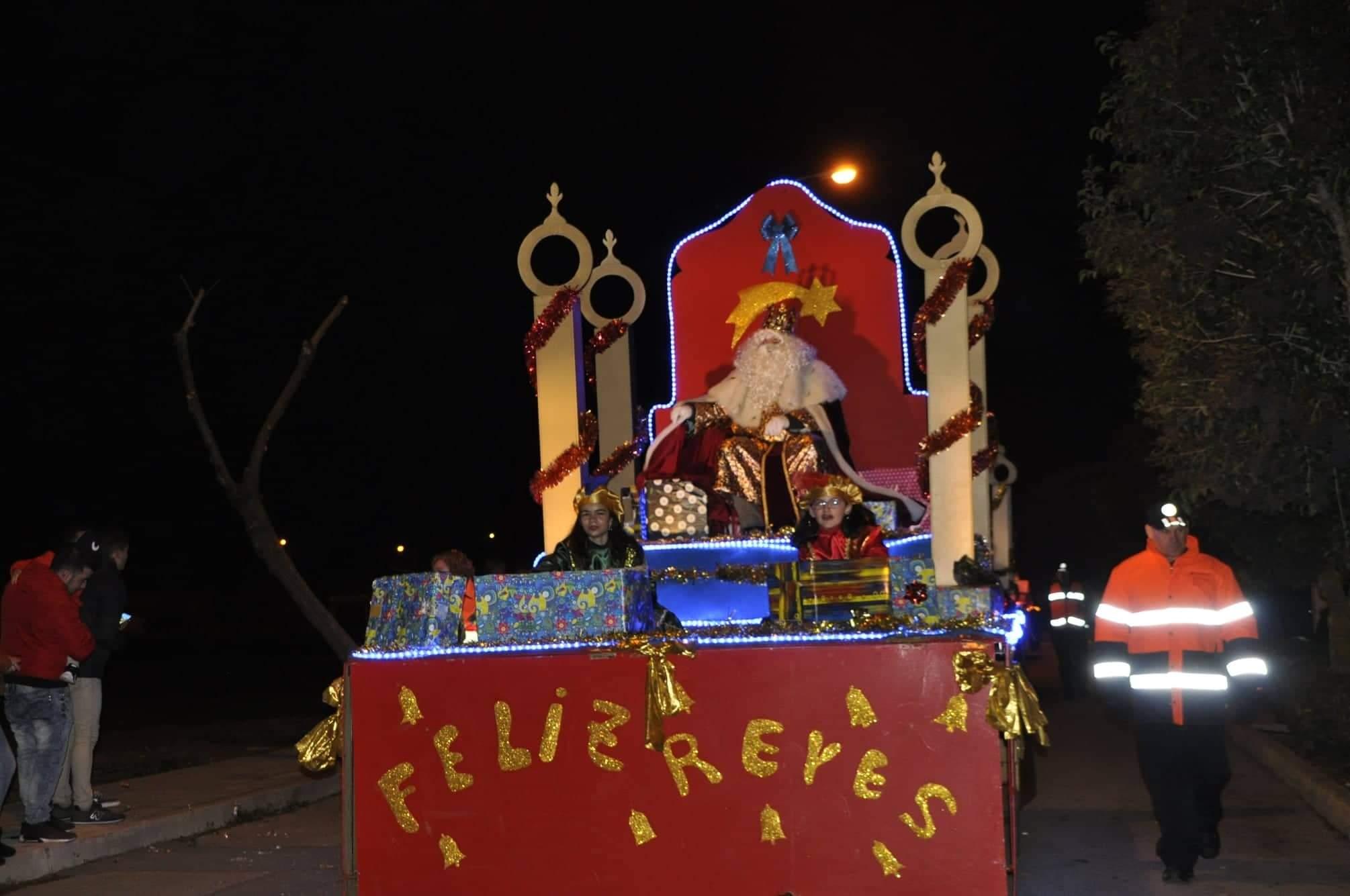 Los Reyes Magos llenan de magia e ilusión las calles de Torralba 23