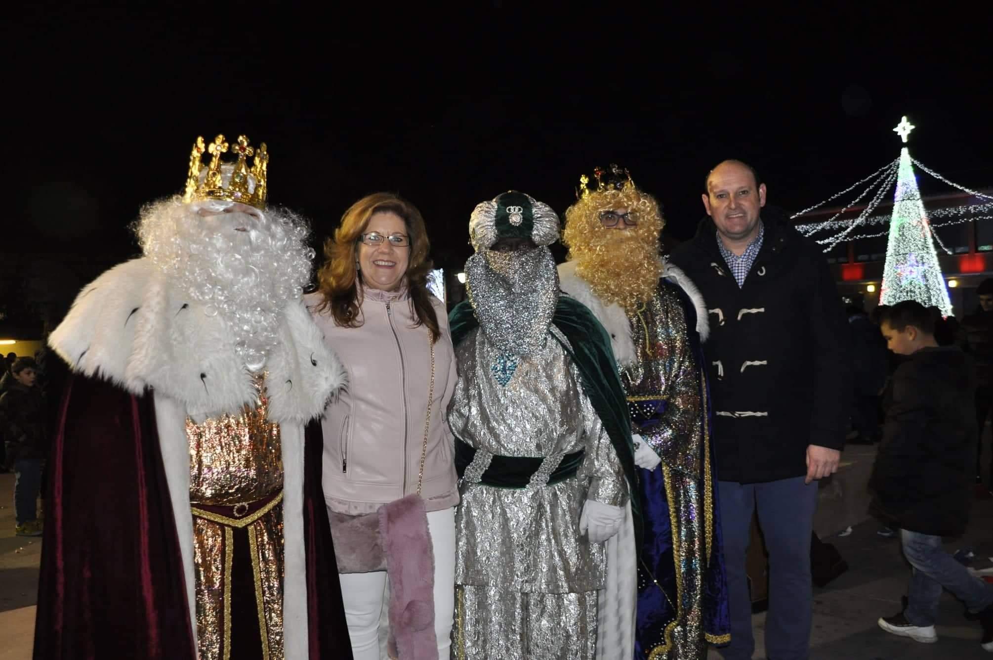 Los Reyes Magos llenan de magia e ilusión las calles de Torralba 26