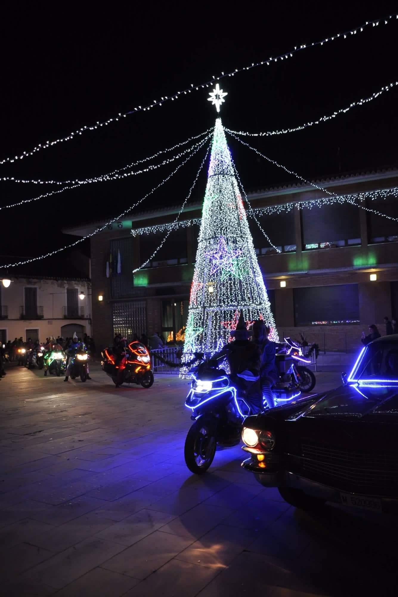 Los Reyes Magos llenan de magia e ilusión las calles de Torralba 24