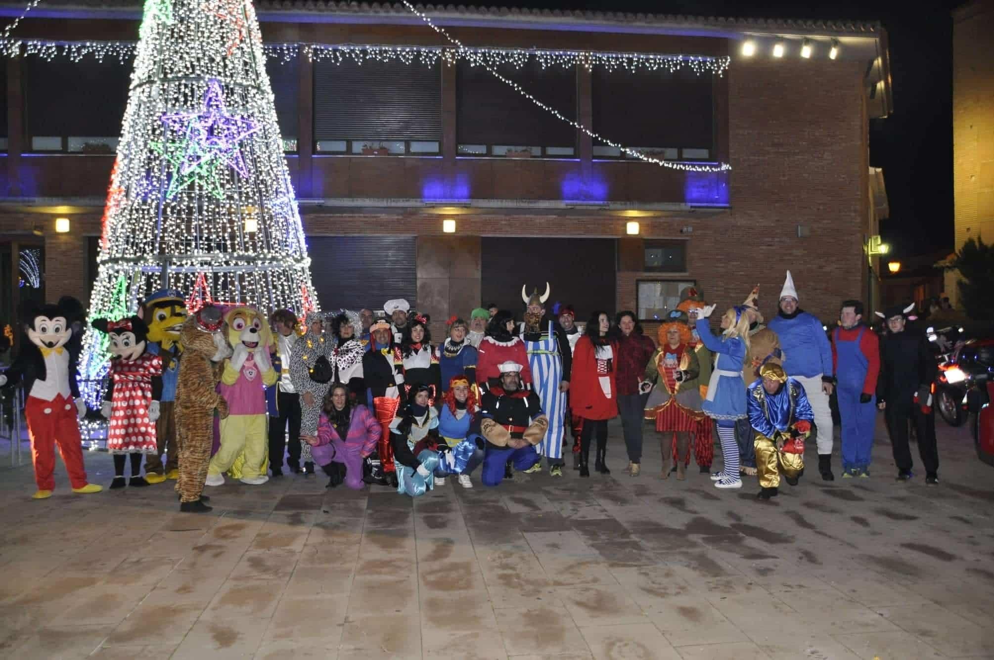 Los Reyes Magos llenan de magia e ilusión las calles de Torralba 25