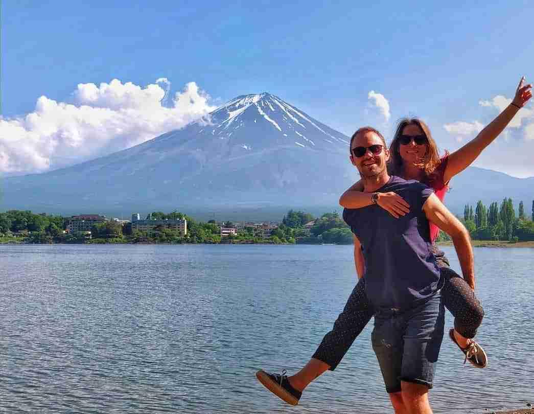 Isabel y Pepe, un manchego, nos cuentan su aventura recorriendo el mundo 39