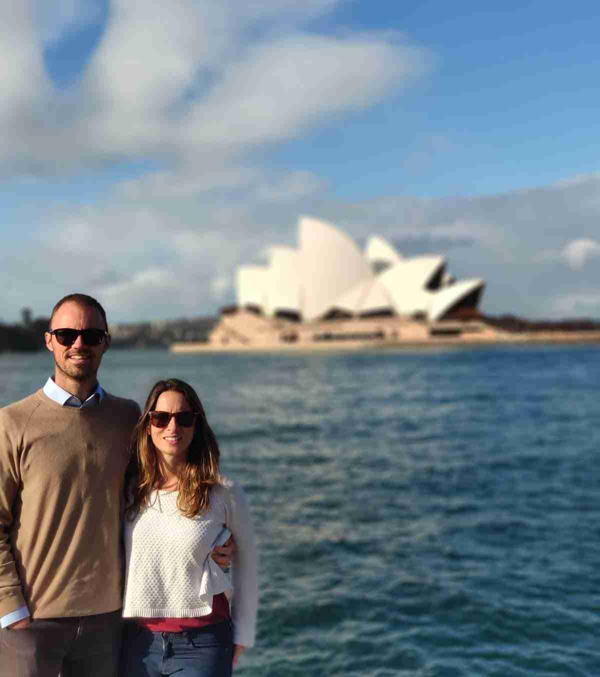 Isabel y Pepe, un manchego, nos cuentan su aventura recorriendo el mundo 41
