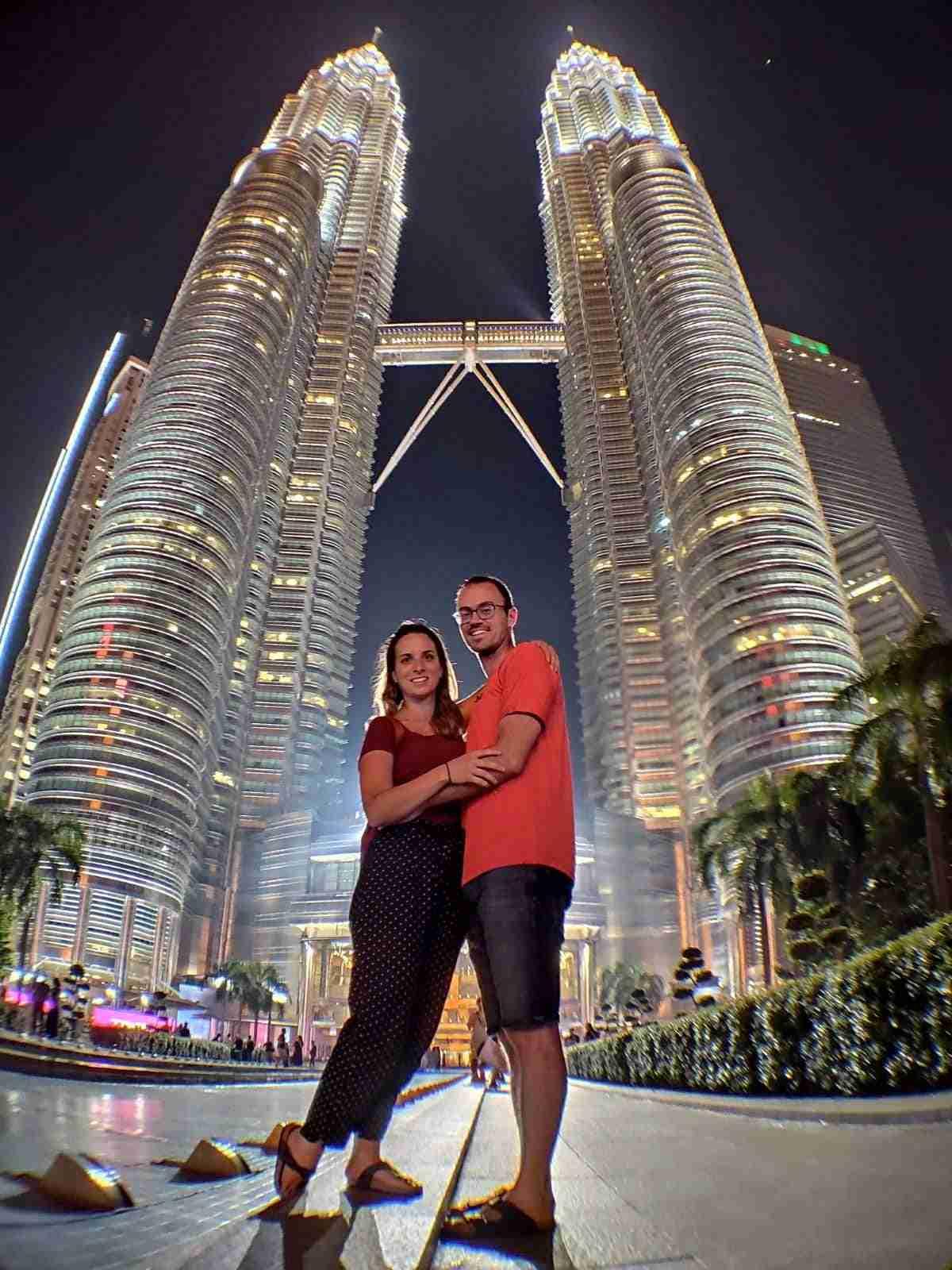 Isabel y Pepe, un manchego, nos cuentan su aventura recorriendo el mundo 45