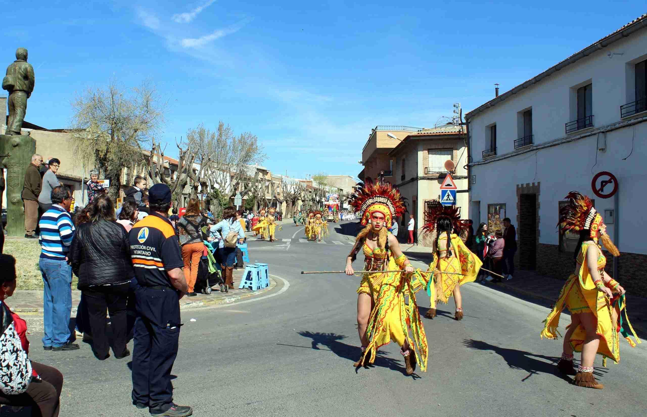 8.000 euros en premios para las Carrozas y Comparsas en el Carnaval de Villarrubia de los Ojos 3