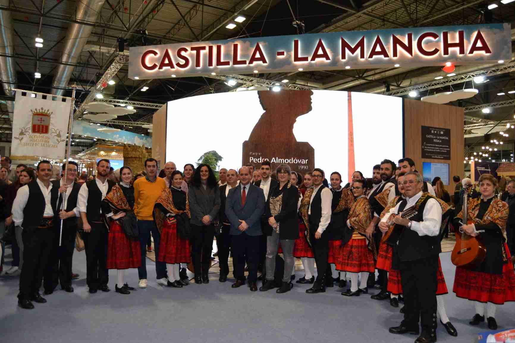 El Fandango se hace internacional en FITUR 2020 de Madrid para promocionar los recursos turísticos de Villarrubia de los Ojos 15