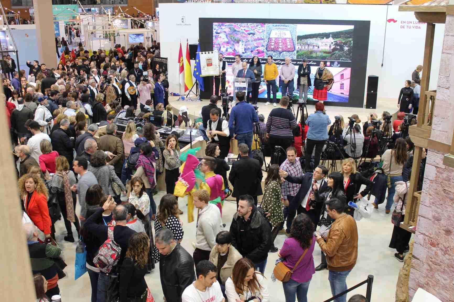 El Fandango se hace internacional en FITUR 2020 de Madrid para promocionar los recursos turísticos de Villarrubia de los Ojos 16
