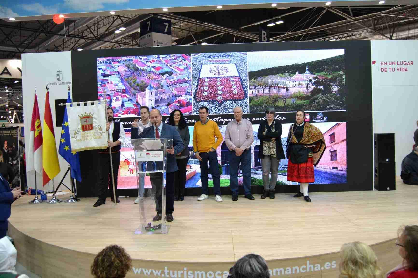 El Fandango se hace internacional en FITUR 2020 de Madrid para promocionar los recursos turísticos de Villarrubia de los Ojos 17
