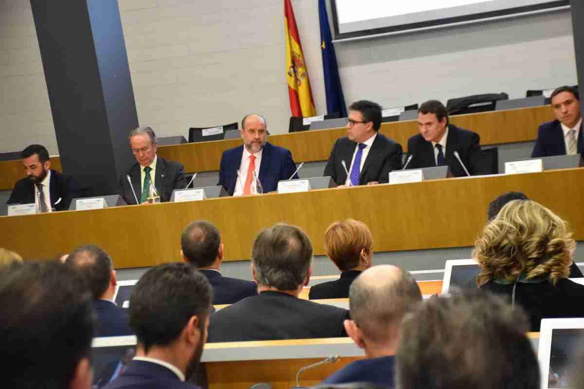 El Gobierno regional pondrá en marcha una unidad de apoyo específica para la implantación de proyectos estratégicos la región 1