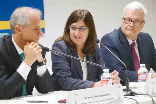 El doctor Javier Rodríguez Alcalá tomó posesión como nuevo gerente de Atención Primaria de Toledo 1