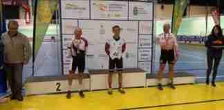 campeonato de espana de ciclismo adaptado en pista