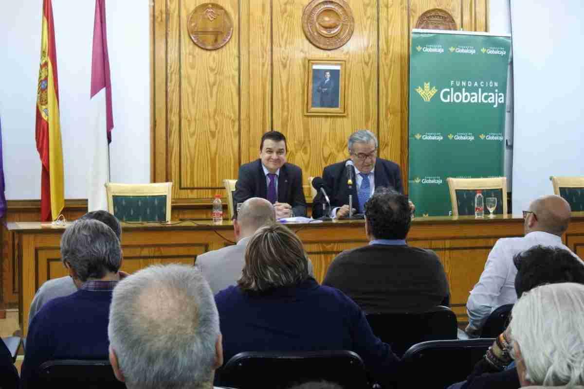 conferencia agua clima y desarrollo rural en el ateneo albacetense