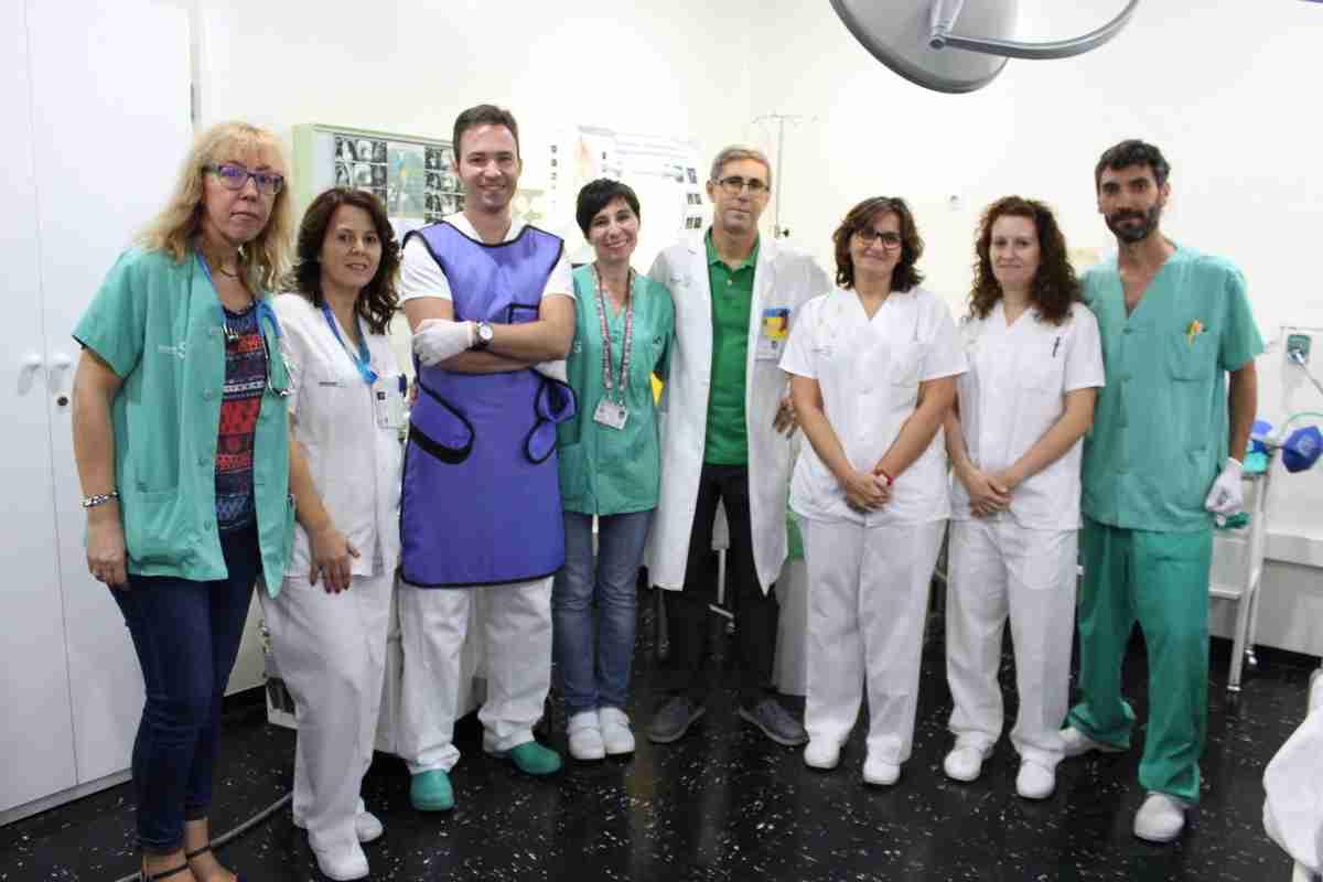criobiopsias realiza la gerencia de atencion integrada de albacete