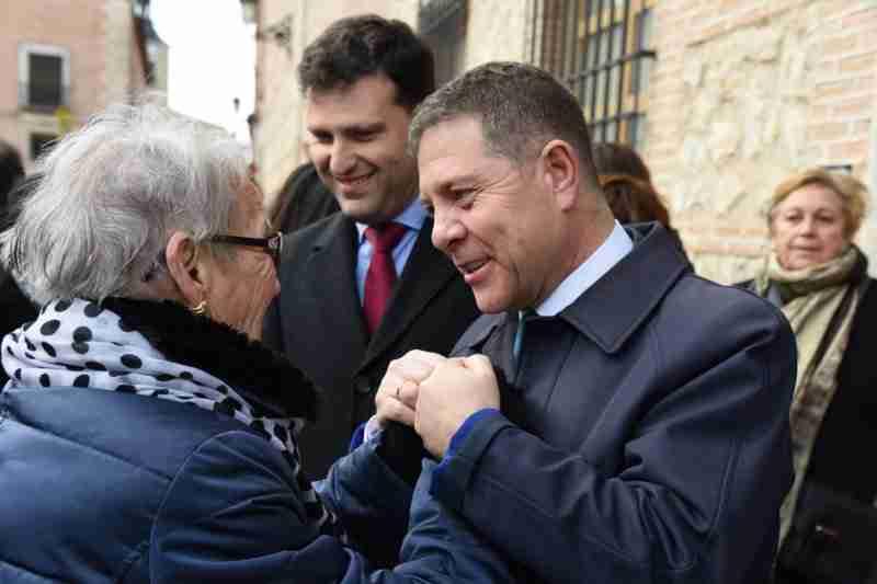 García-Page anunció la inauguración de la ampliación de la empresa Bell en Fuensalida (Toledo) y otra factoría en Albacete 1