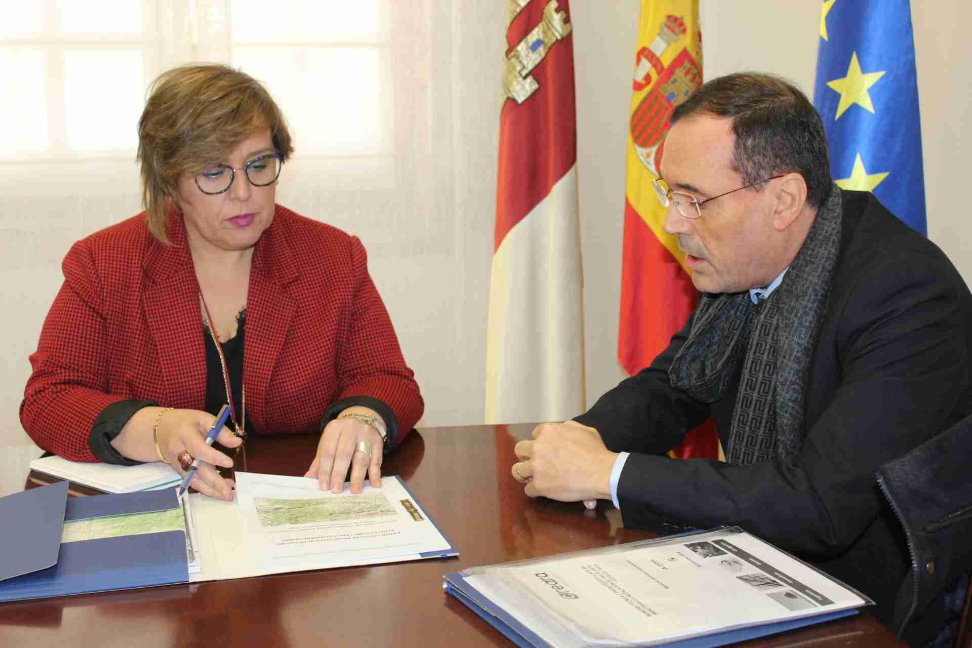 Minas de Almadén y Arrayanes analiza con el Gobierno regional los proyectos de futuro de la empresa pública 1