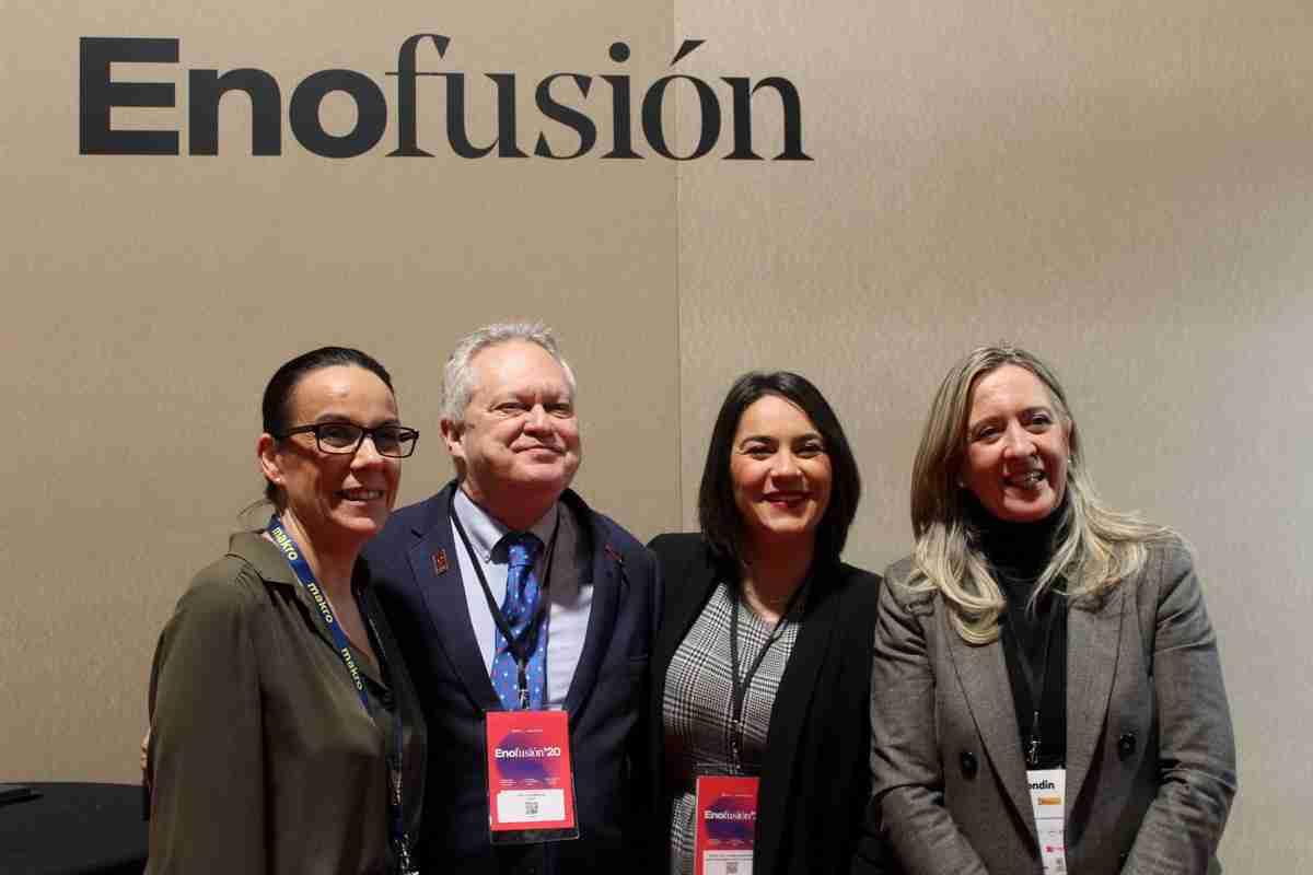 El Ayuntamiento de Ciudad Real apoya Enofusión, el encuentro internacional del vino de Madrid Fusión 1