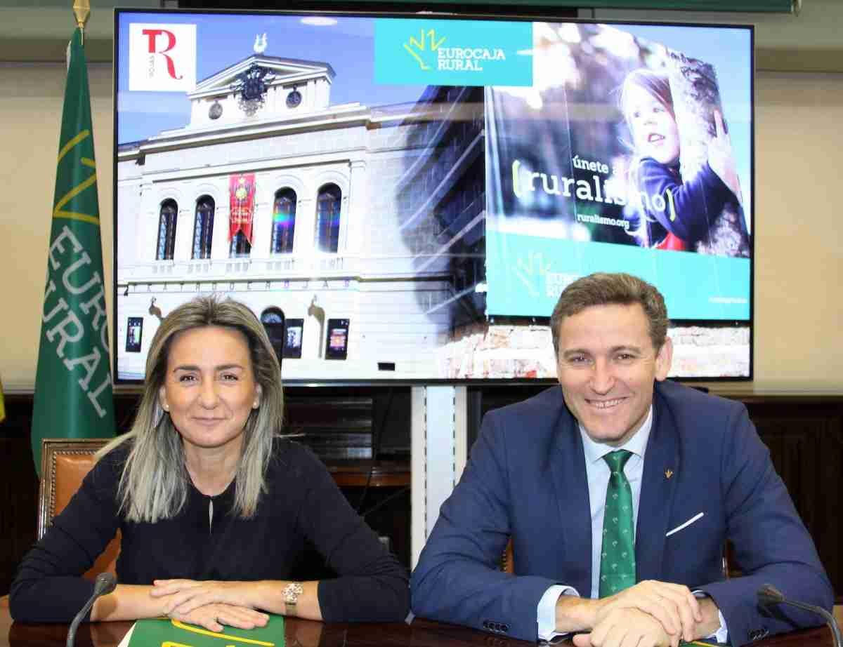 colaboracion entre eurocaja rural y teatro de rojas