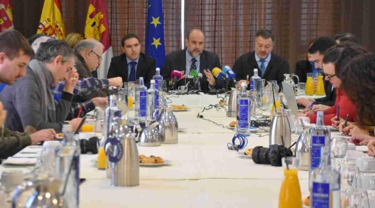 gobierno de clm insistira sobre nuevo modelo de financiacion autonomica