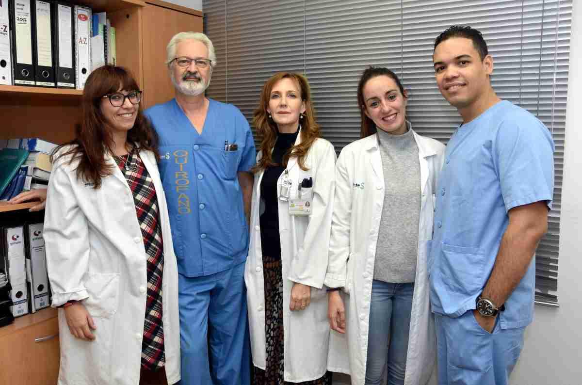 Nueva técnica 'Rafaelo' para el tratamiento de hemorroides mediante radiofrecuencia en Hospital de Talavera 1