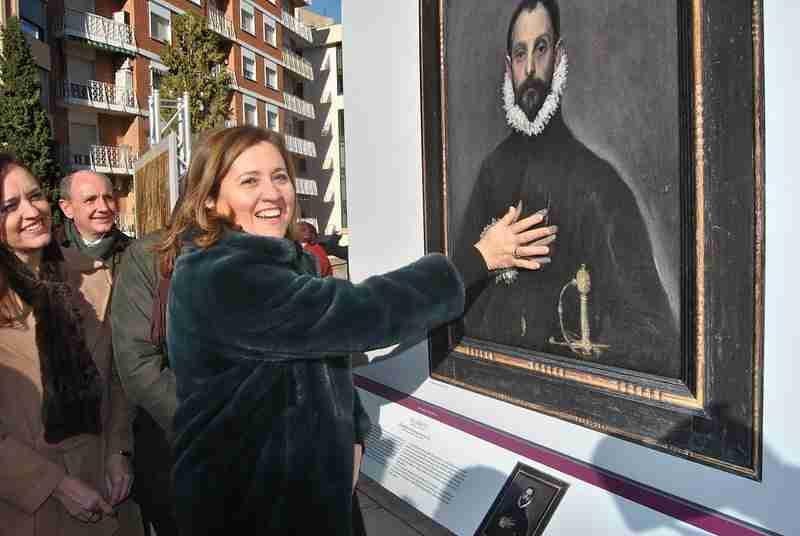 El Gobierno regional llevará reproducciones en tamaño real de grandes obras del Museo del Prado a ocho localidades de Castilla-La Mancha 1