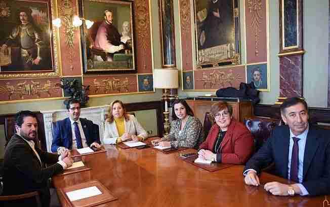 El Gobierno regional y la Diputación Provincial firmarán un acuerdo de impulso a las visitas a exposiciones en museos de la Junta en Ciudad Real 1