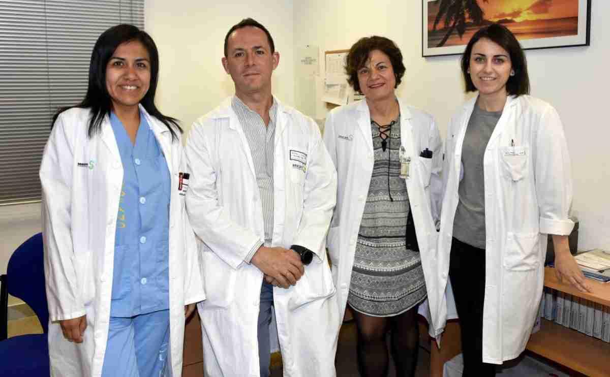 nueva tecnica para deteccion de lesiones mamarias en hospital de talavera de la reina