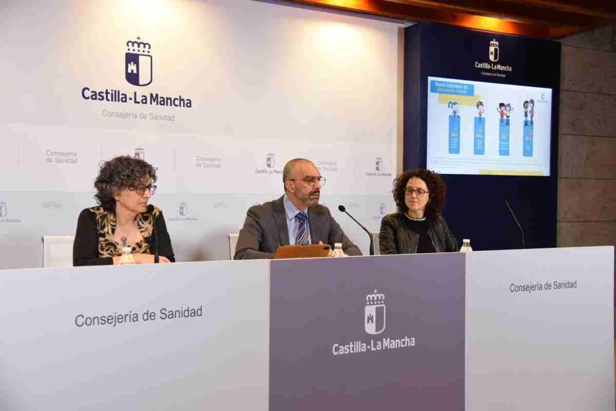 nuevo calendario de vacunacion infantil de clm entro en vigor