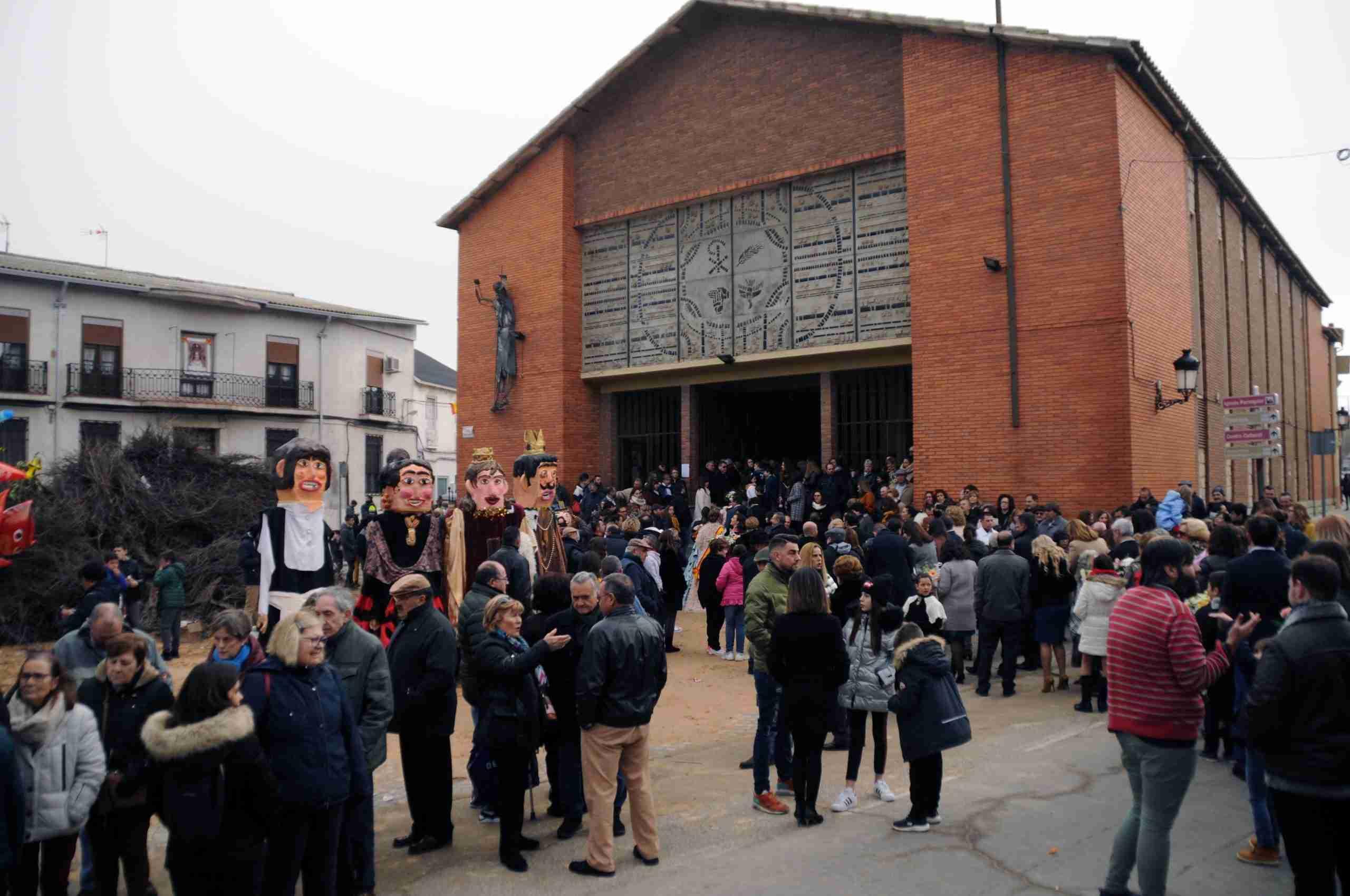 Villarta de San Juan inaugura oficialmente Las Paces, sus fiestas en honor a la Virgen de la Paz 28
