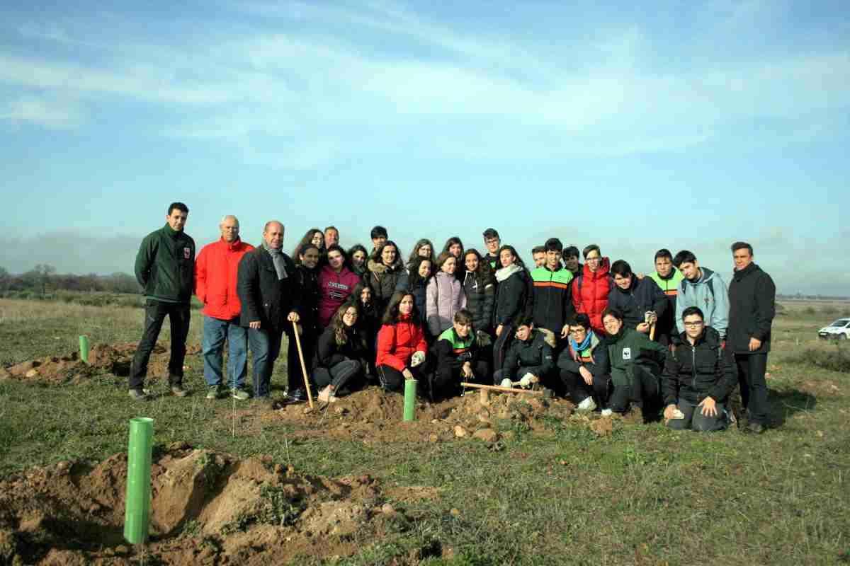 parque nacional de las tablas acogio jornada ambiental