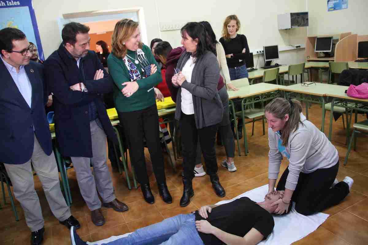 En total, 151 docentes de la región van a incorporarse a lo largo del curso a los centros educativos para poner en marcha el programa Reincorpora-T 1