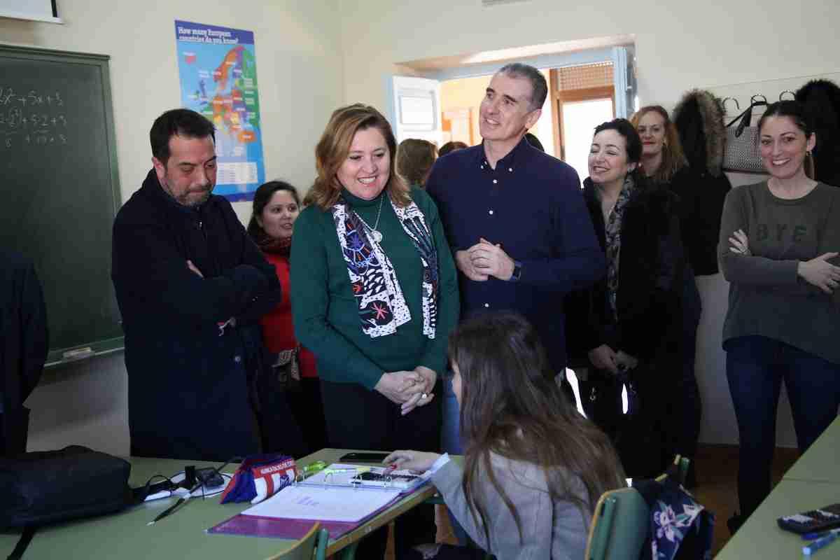 En total, 151 docentes de la región van a incorporarse a lo largo del curso a los centros educativos para poner en marcha el programa Reincorpora-T 2