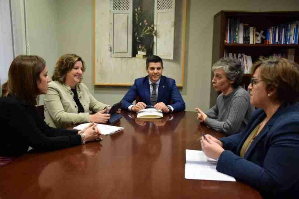 El Gobierno regional y el Ayuntamiento de Campo de Criptana trazan el Plan Estratégico de Turismo de 4 años para el municipio 1