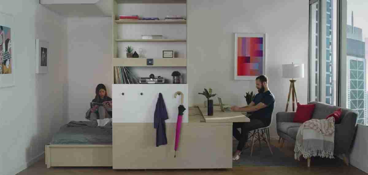Muebles inteligentes para hacernos la vida mas fácil 29