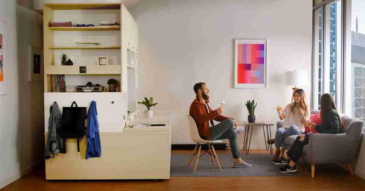 Muebles inteligentes para hacernos la vida mas fácil 30