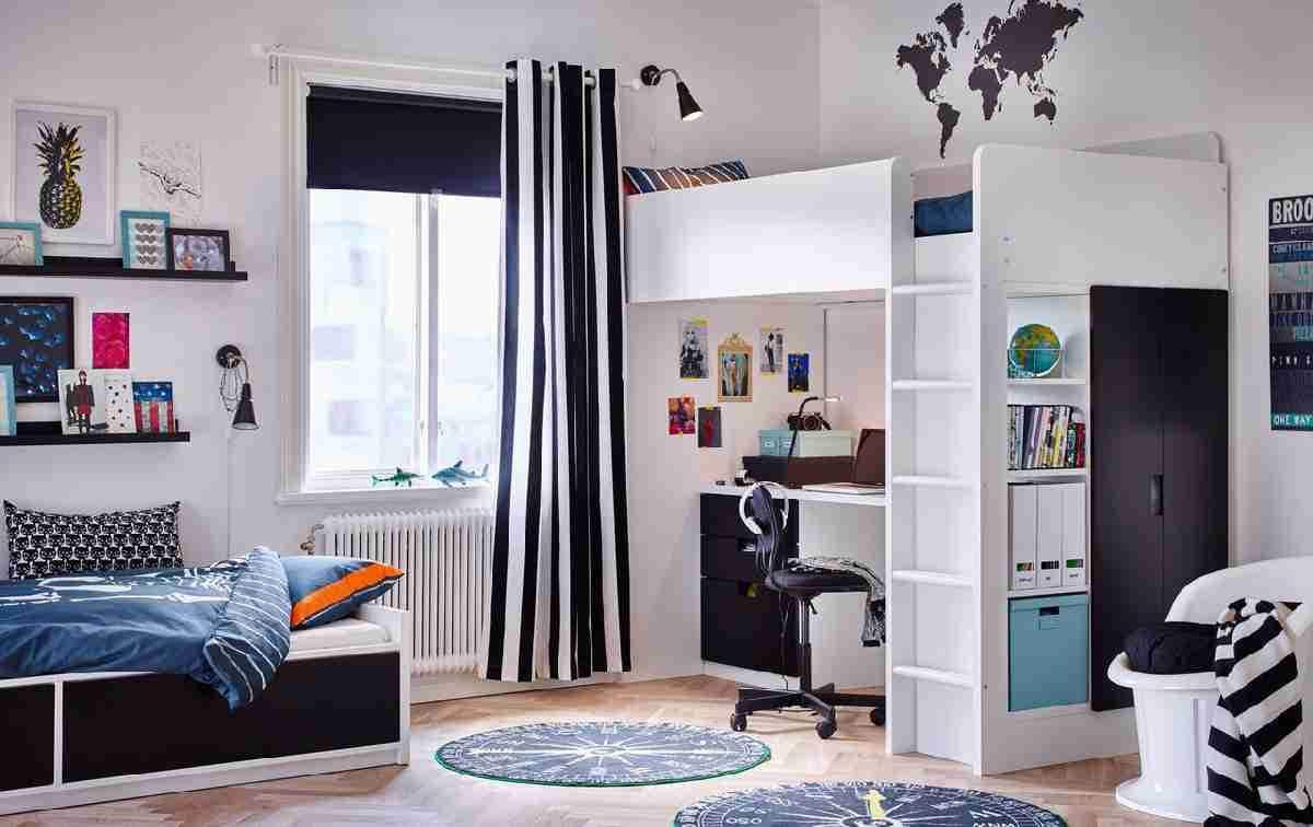Claves para iluminar y decorar una habitación juvenil 3