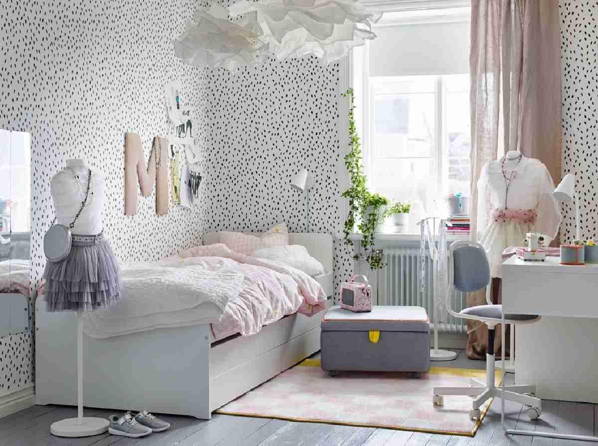Claves para iluminar y decorar una habitación juvenil 1