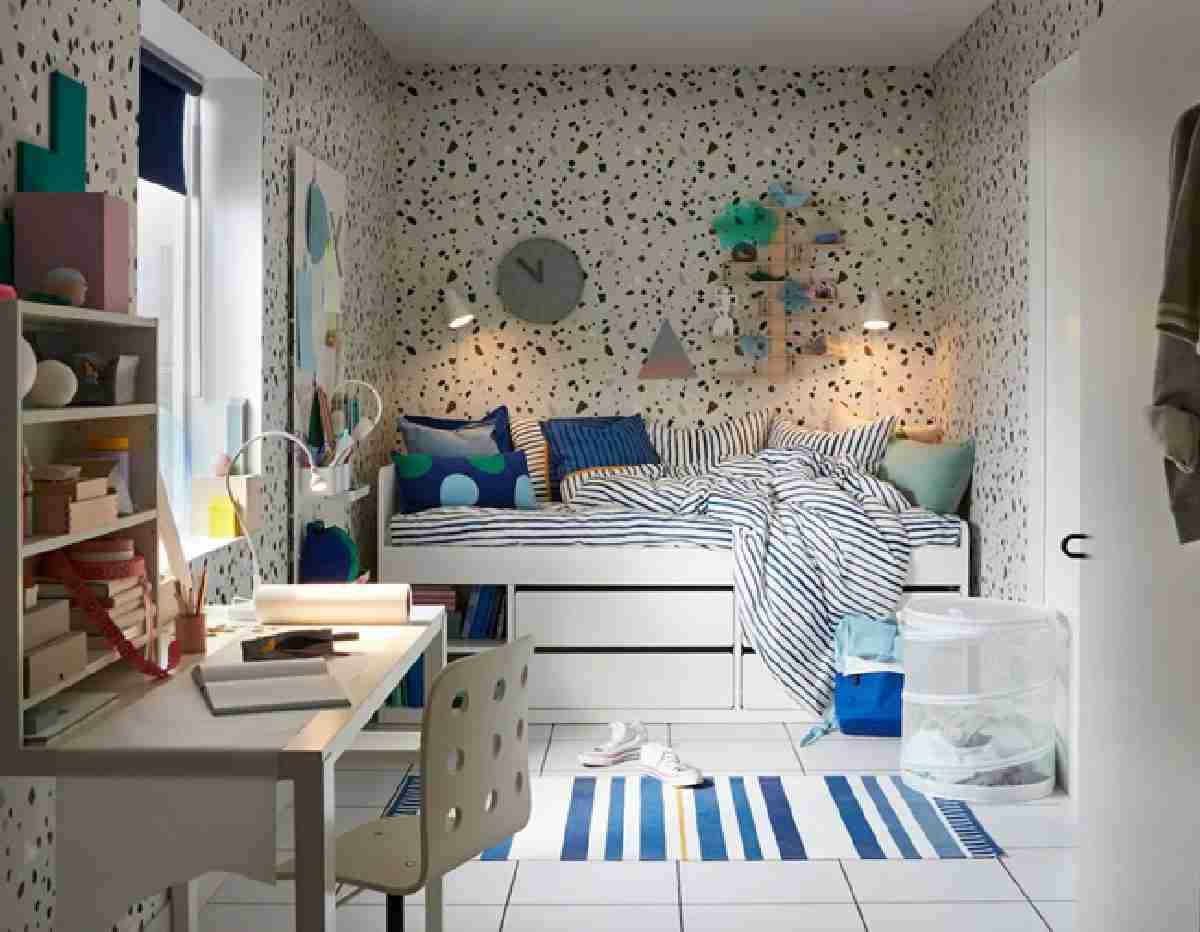 Claves para iluminar y decorar una habitación juvenil 8