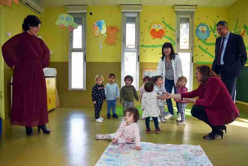 Escuelas Infantiles de la Junta de Comunidades
