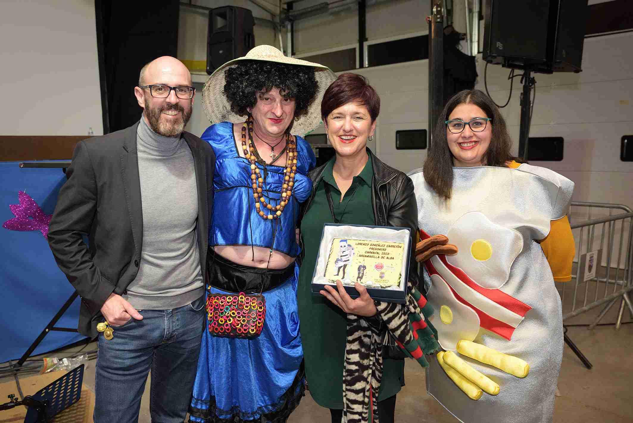 Inaugurado el Carnaval 2020 de Argamasilla de Alba 17