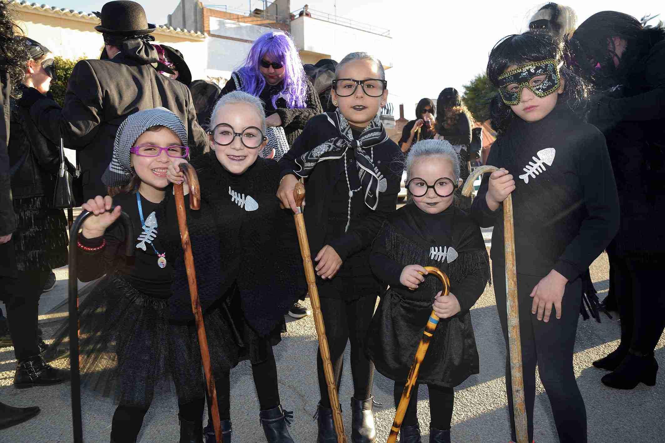 Argamasilla de Alba despide el Carnaval 2020 con el entierro de la sardina 20